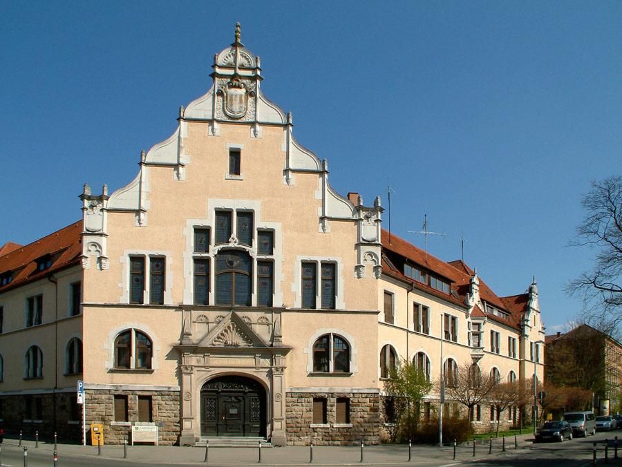 Gebäude Bismarckstraße 47