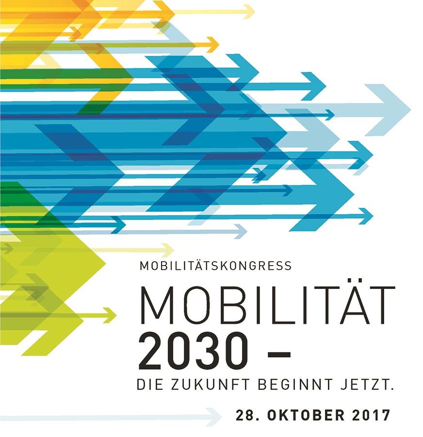 Einaldung Mobilität 2030 mit Link zum Programm