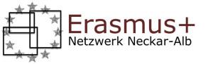 Logo Erasmus+ Netzwerk Neckar-Alb