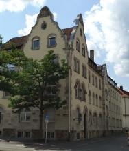 Dienstgebäude P Schulstraße 16
