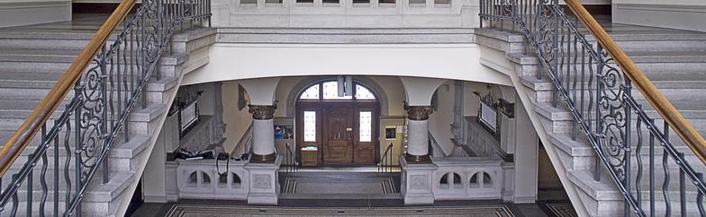 Landratsamt Hauptgebäude