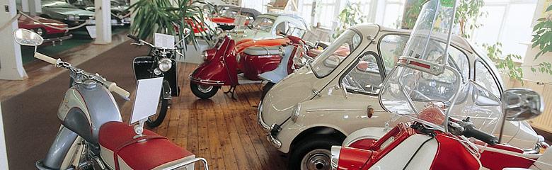 Das Automuseum in Engstingen