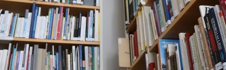 Die kulturhistorische Bibliothek des Landkreises