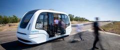 Autonome Shuttles wie die des ZF-Unternehmens 2getthere werden künftig noch viel stärker den Verkehr entlasten. Bild: ZF Friedrichshafen AG