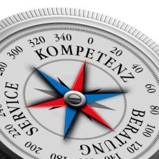 Kompass Bild Beratung