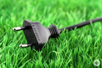 Strom aus Erneuerbaren Energien
