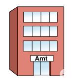 Amt, Gebaeude