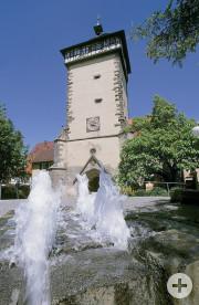 Das Tübinger Tor in Reutlingen
