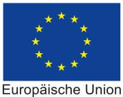 EU-Logo mit Text