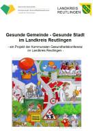 Broschüre Gesunde Gemeinde - Gesunde Stadt