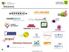 Teilnehmer Label Gesund im Betrieb