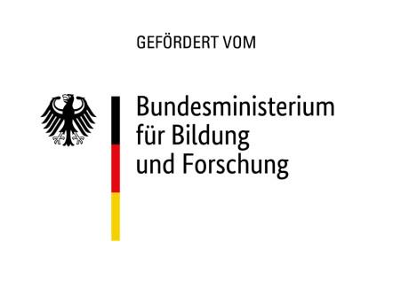 Logo BMBF - gefördert durch BMBF