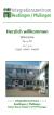 Titel Flyer Integrationszentrum Pfullingen