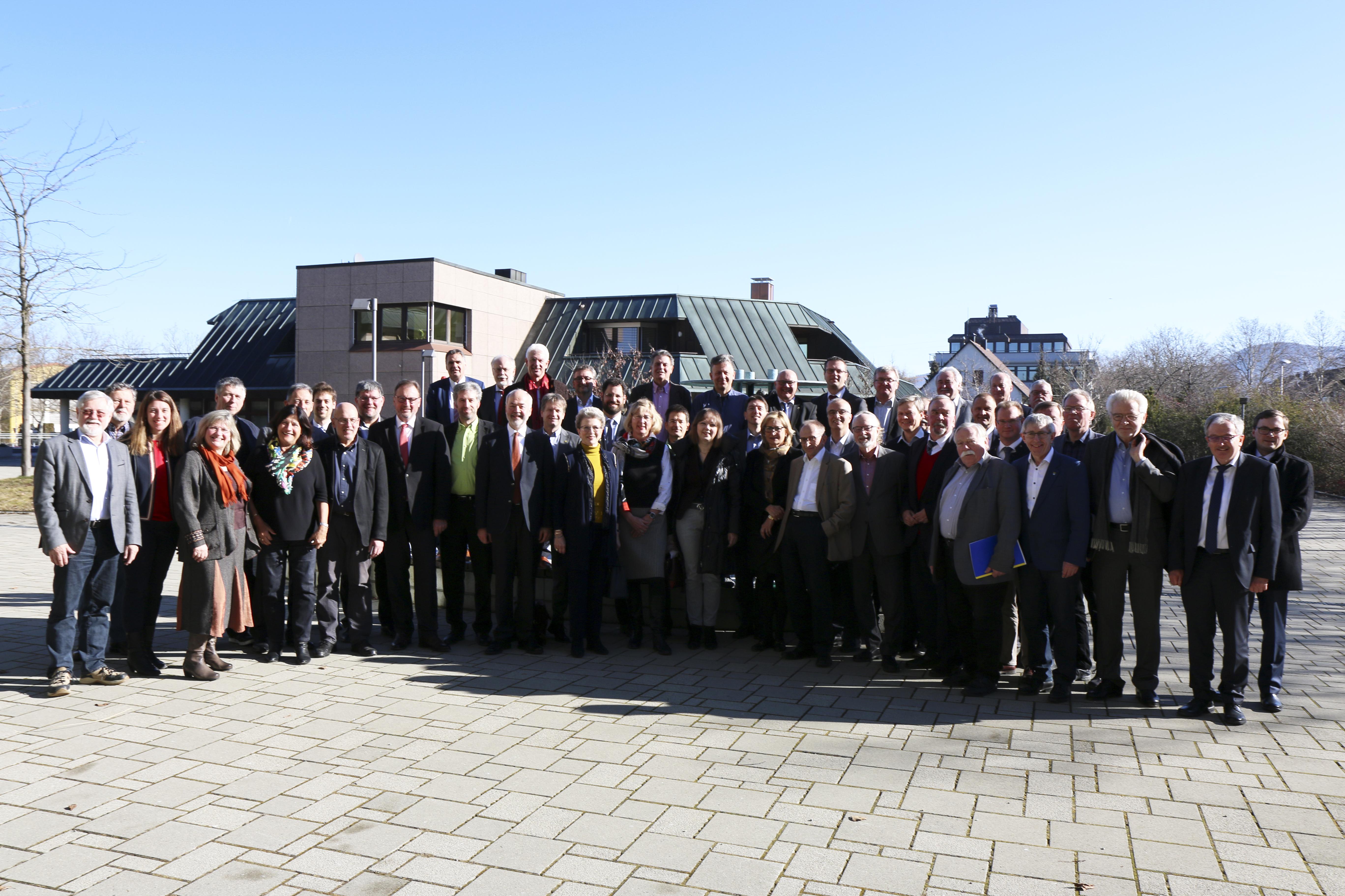 Landratsamt Reutlingen Zweckverband Gegründet