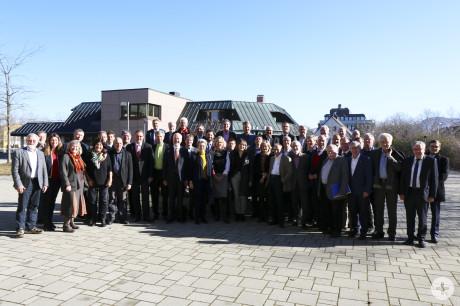 Mitglieder des Zweckverbands Regional-Stadtbahn