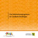 Broschüre Jobmentorenprogramm
