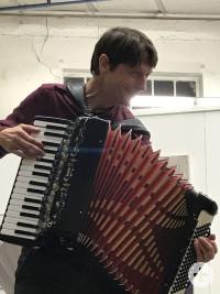 Dieses Bild zeigt einen Musiker