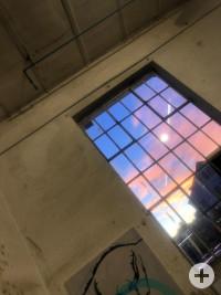 Dieses Bild zeigt ein Fenster