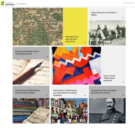 Online-Kulturplattform
