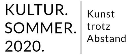 Kultur. Sommer. 2020.