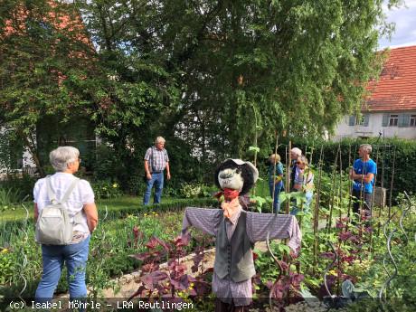 Gartenführung