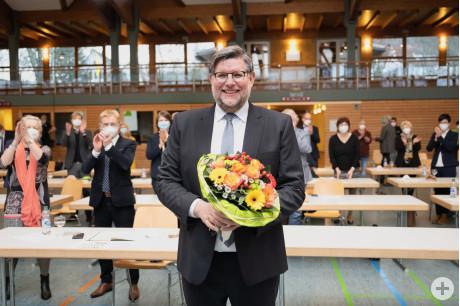 Dr. Ulrich Fiedler, Landratswahl am 1.02.2021, trinkhaus fotografie