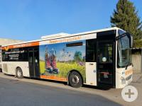 Rad-Wanderbus-Lautertal